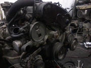engine with gearbox for mitsubishi pajero 2.5 tdi, 1995