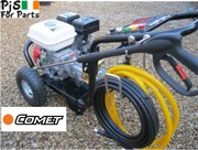 Pressure washer COMET PUMP