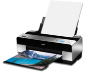 EPSON 3880 Pro Photographic printer
