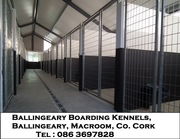 Boarding kennels & Cattery