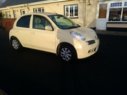 07 Nissan March/Micra 1.2 Automatic