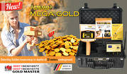 High Precisiona Gold & Metal Detector-MEGA GOLD