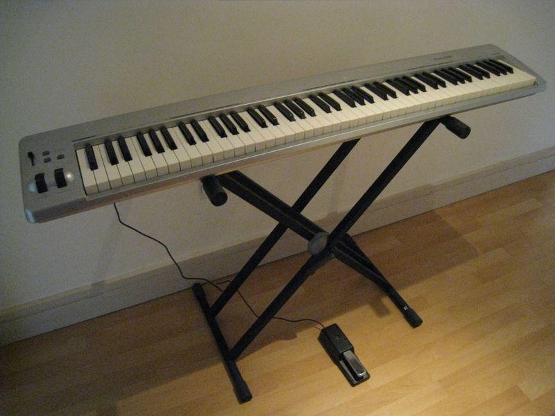 m audio keystation 88es limerick musical instruments limerick 33662. Black Bedroom Furniture Sets. Home Design Ideas